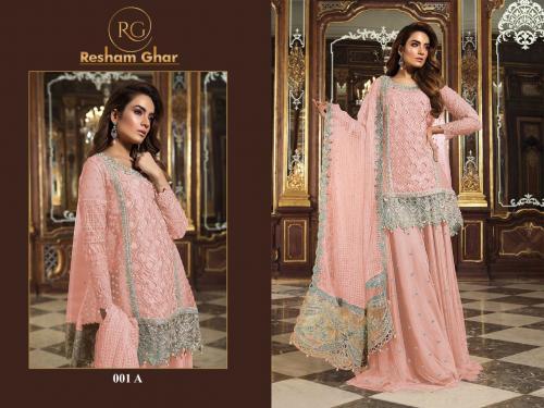 Resham Ghar Maria B 001 A Price - 1499