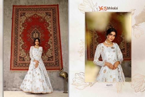 Shubhkala Flory 4603 Price - 1100