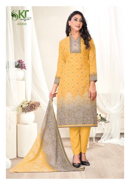 SKT Suits Innayat 44004 Price - 445