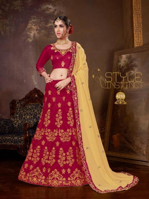 Sanskar Style Olive 4210-4215 Series