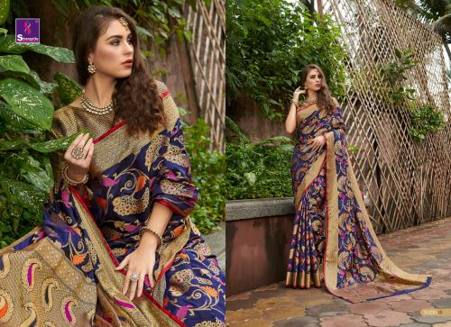 Shangrila Saree Sundari Silk 30213 Price - 1105