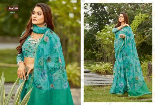 Sangam Prints Nupur 8003 Price - 1480