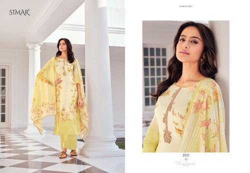 Glossy Simar Eleanor 2531 Price - 975
