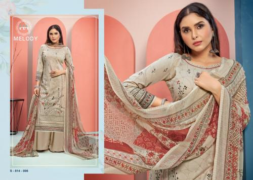 Harshit Fashion Hub Melody 814-006 Price - 950