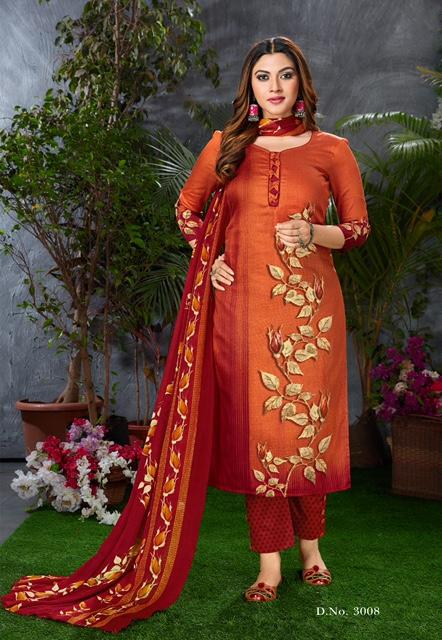 Palak Choice Shayona 1008 Price - 330