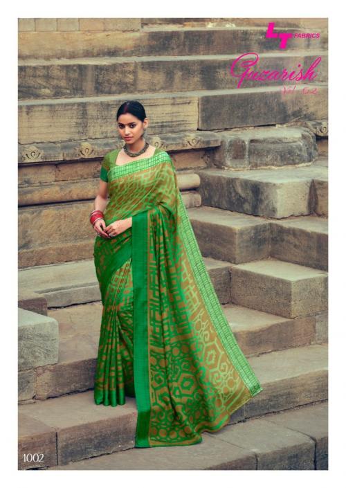 LT Fabrics Guzarish 1002 Price - 765