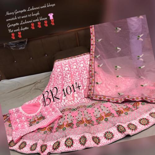 BR Lehenga Choli BR-1014-I Price - 2095