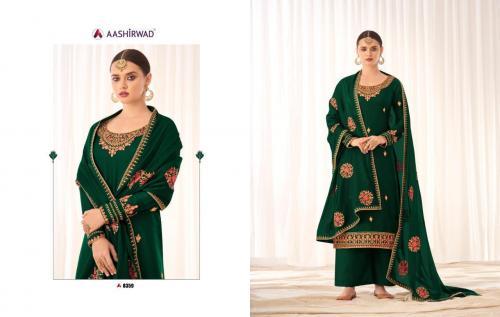Aashirwad Creation Rashmi 8359 Price - 1895
