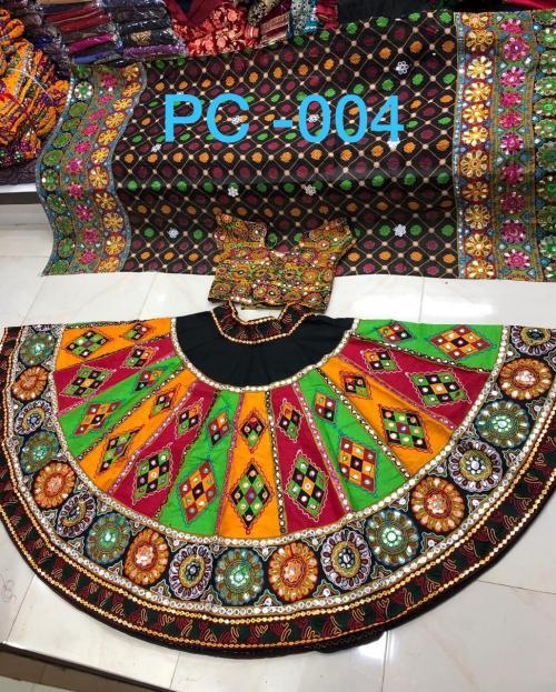 Designer Navratri Special Lehenga Choli PC 004 Price - 2495