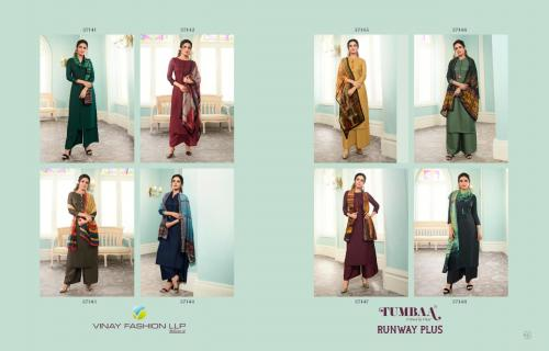 Vinay Fashion Tumbaa Runway Plus 37141-37148