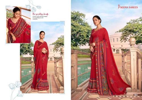 Seema Saree Soch 1001 Price - 475