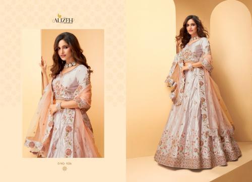Alizeh Lehengas Sangeet 1026 Price - 5495