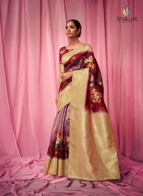 Shakunt Saree Vedvyas 29225 Price - 1195