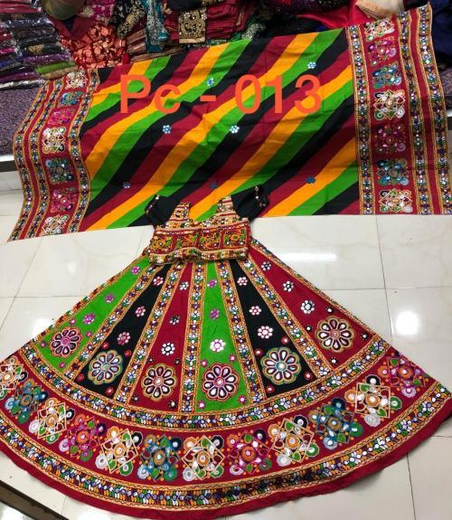 Designer Navratri Special Lehenga Choli PC 013 Price - 2495