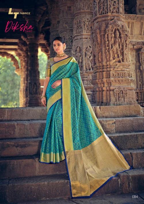 Lt Fabrics Diksha 1304 Price - 905
