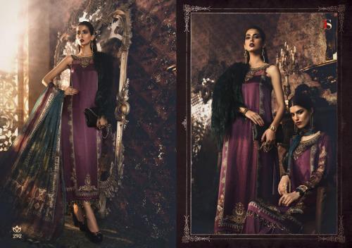 Deepsy Suits Mariya B Silk 292 Price - 975
