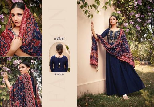 Maisha Maskeen Shanaya 1804 Price - 1039
