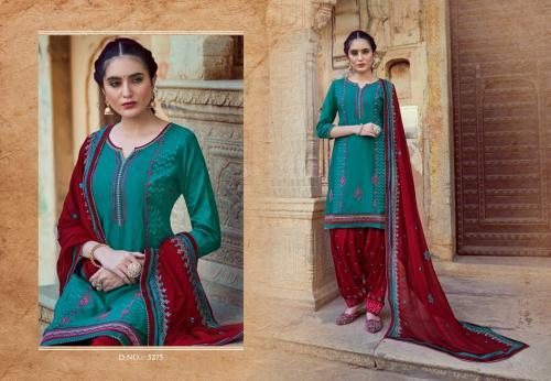 Kessi Fabrics Patiala House 5275 Price - 899