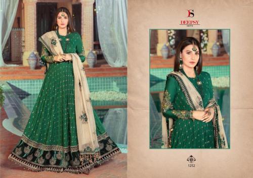 Deepsy Suits Maria B Satin 1252 Price - 1099