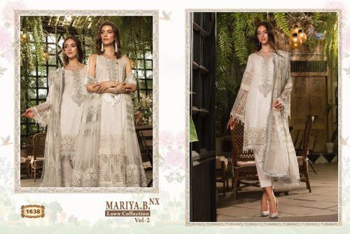 Shree Fabs Mariya B Lawn Collection 1638
