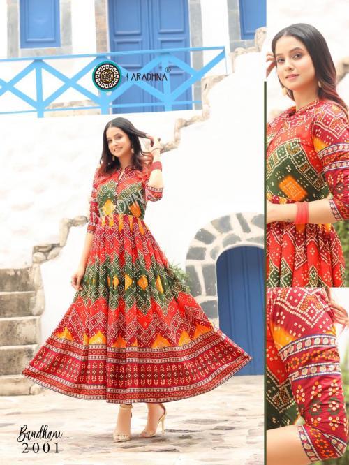 Aradhna Fashion Bandhani Vol-2 2001-2013 Series