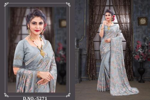 Nari Fashion Filhal 5271-5277 Series