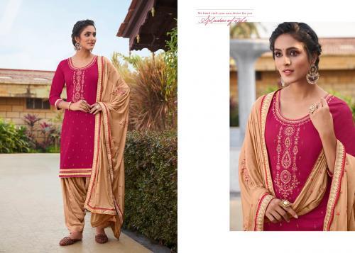 Kessi Fabrics Diamond Patiyala 07 Price - 949