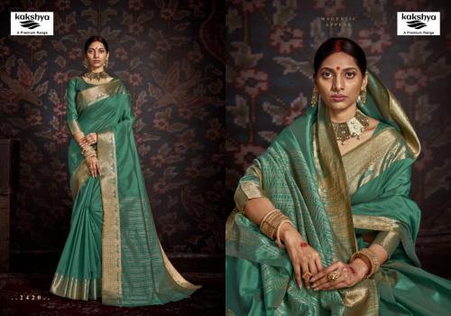 Kakshya Saree Riya 2420 Price - 1124