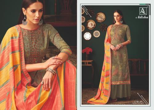 Alok Suits Adisha 457-003 Price - 775