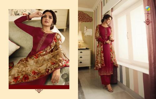 Vinay Fashion Kaseesh Shining Star 11586 Price - Inquiry On Watsapp Number For Price