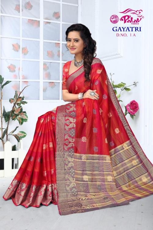Palav Saree Gayatri Vol-1 ABCD