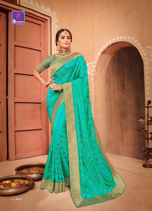 Shangrila Saree Kalyani 8624 Price - 1595
