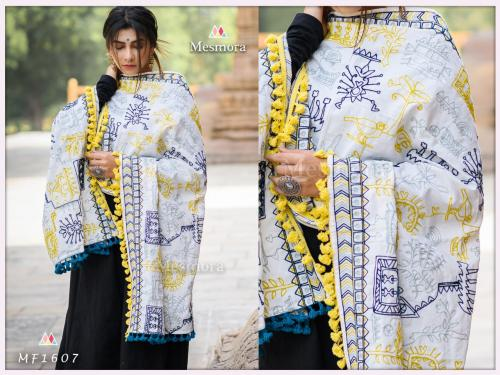 Mesmora Fashion Jassi Khadi MF-1607 Price - 880