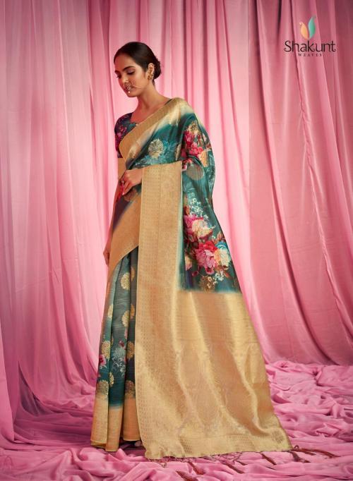 Shakunt Saree Vedvyas 29228 Price - 1195