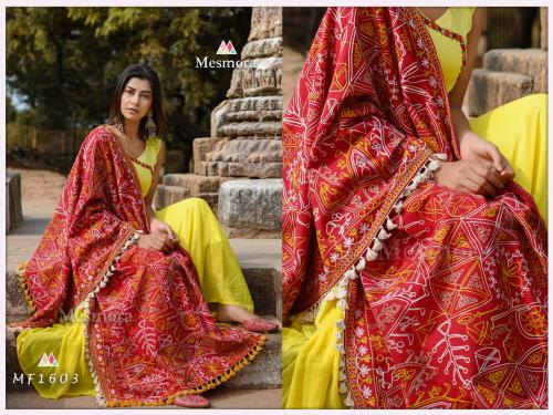 Mesmora Fashion Jassi Khadi MF-1603 Price - 880