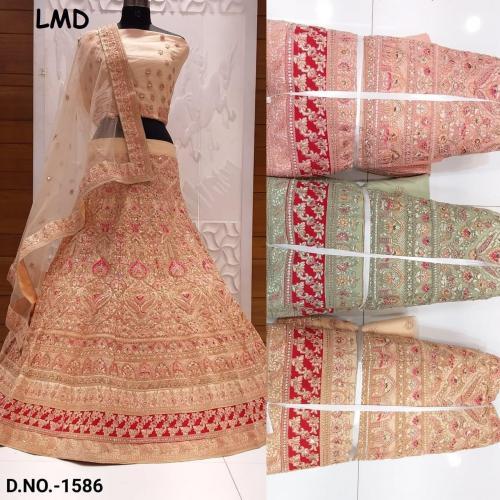 LMD Lehenga 1586 Price - 7075
