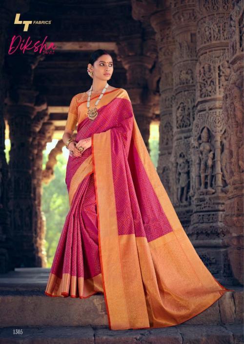 Lt Fabrics Diksha 1305 Price - 905
