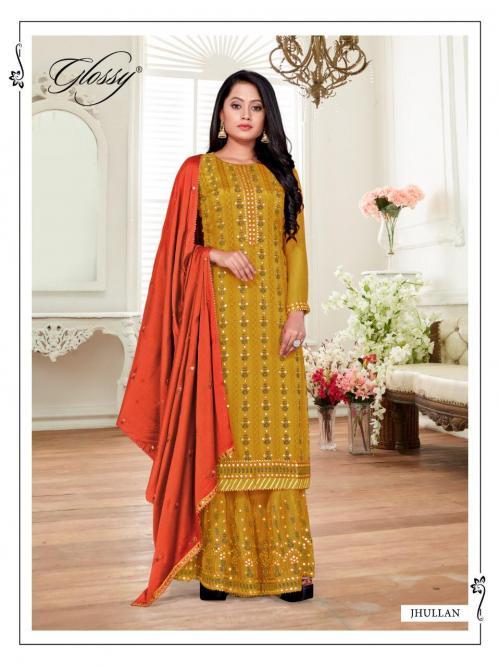 Glossy Jhullan-B Price - 2345