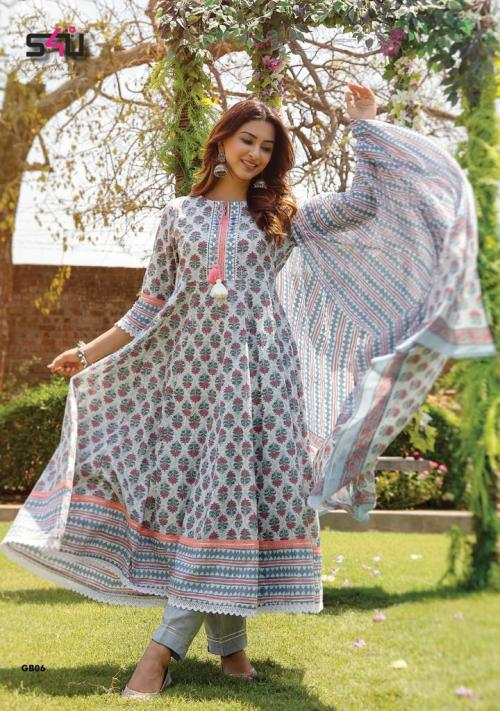 S4U Shivali Gulabo GB06 Price - 000