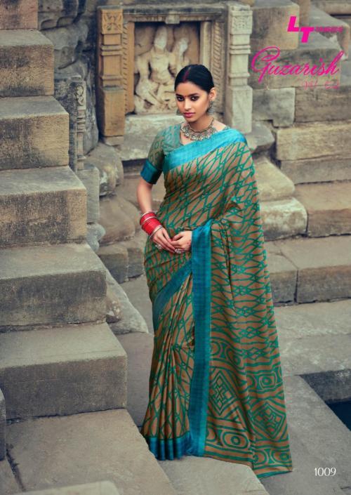LT Fabrics Guzarish 1009 Price - 765