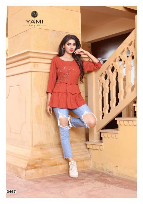 Yami Fashion Topsy 3467 Price - 495
