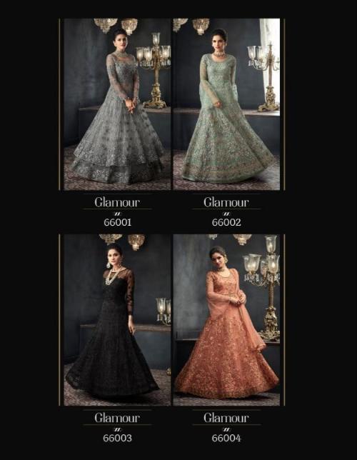 Mohini Fashion Glamour 66001-66004