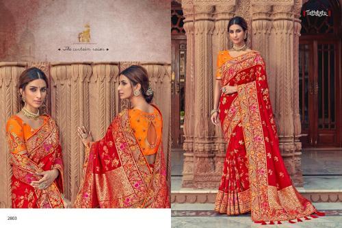 Tathastu Saree 2803 Price - 5005