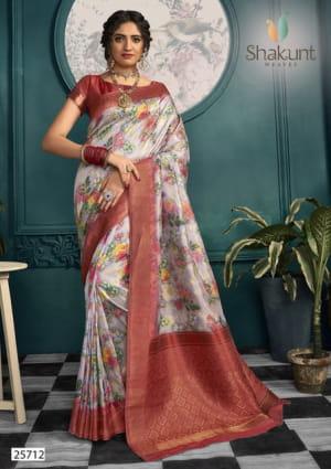 Shakunt Saree Kabirpanthi 25712 Price - 1891