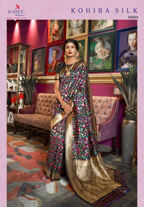 Rajtex Kohiba Silk 94004 Price - 2200
