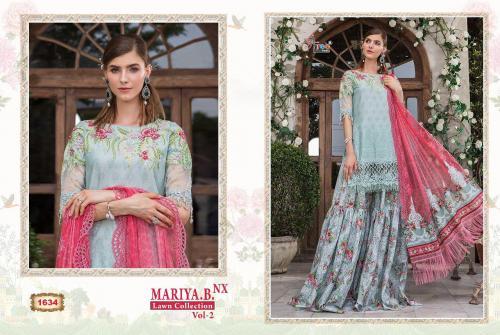 Shree Fabs Mariya B Lawn Collection 1634
