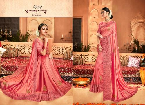 Saroj Sarees Nupur 470008 Price - 1325