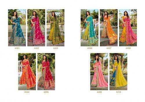 Tathastu Saree 4401-4410 Price - 30740