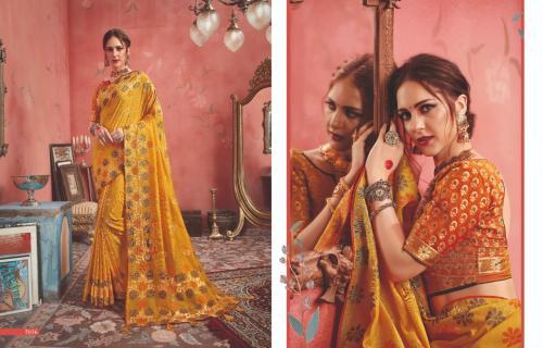 Kessi Fabrics Shagun Silk 5036 Price - 1200