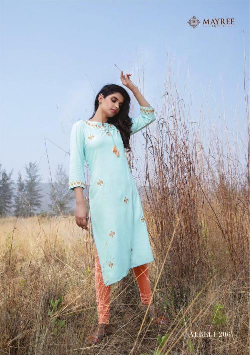 Mayree India Albeli 206 Price - 525